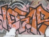 граффити - м. Бауманская