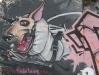 граффити - милая собачка