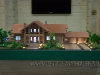 3D модель дома с выставки деревянных домов