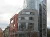 Небольшое офисное здание в стиле хай тек