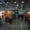 Начала работать выставка Деревянное Домостроение / Holzhaus — фототчет