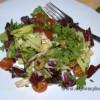 Итальянский салат с помидорами черри