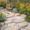 Декоративные садовые дорожки своими руками