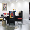 Посвящение Мондриану — арт объект галереи «Арт Холдинг Татьяны Никитиной»