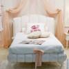 Бело розовая спальня – гламур по-итальянски