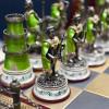 Антикварные шахматы — способ показаться и богатым и умным