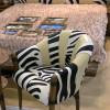 Экзотическая мебель в африканском стиле