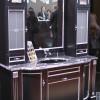 Умывальник с тумбой для классической ванной комнаты