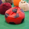 Кресла мешки – идеальная мебель для негламурного интерьера