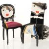Стулья-персонажи румынского дизайнера Irina Neacsu