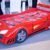 Кроватки в виде машин для юных автолюбителей