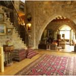 восточная арка в гостиную