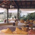 восточная веранда