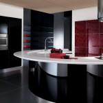 high-tech (hi-tech) кухня