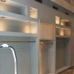 шкаф из гипсокартона своими руками - гардеробная