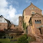 Wartburg Castle from South