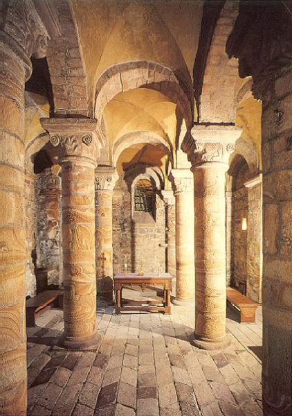 a report on the term romanesque