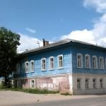 старый дом в городе Боровск