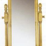зеркало в готическом стиле