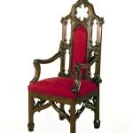 готическое кресло