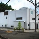 японский дом на 2 семьи