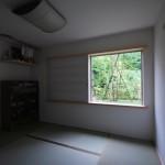 спальня в коттедже на 2 семьи - Япония