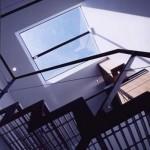 лестница в японском доме