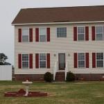 Модульный дом США
