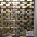 металлическая мозаика из алюминия