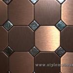 алюминиевая мозаика