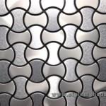 металлическая мозаика стальная