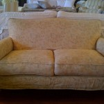 диван в стиле shabby chic