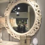 зеркало в стиле shabby chic