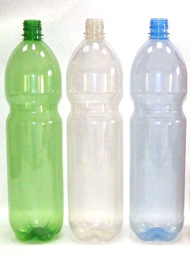 Использование пластиковых бутылок на