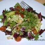 итальянский салат с чери и сыром