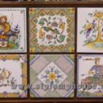 декоративные изразцы для стен