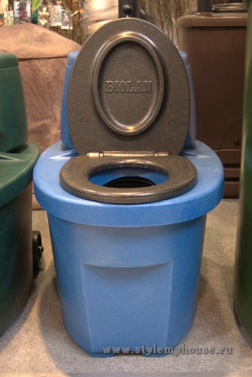 био туалет для бытовки