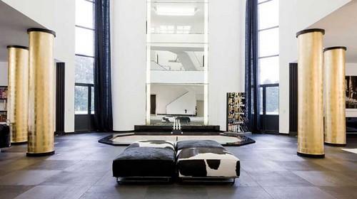 интерьер в стиле модернизм