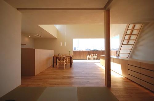 интерьеры японского дома