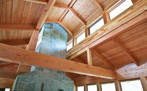 потолки с естественным освещением