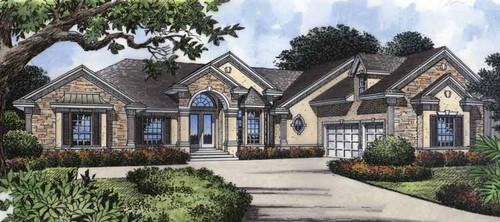 Новый классический американский дом
