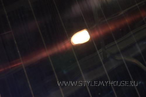 панель солнечного коллектора