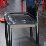пластиковый стул марки Kartell