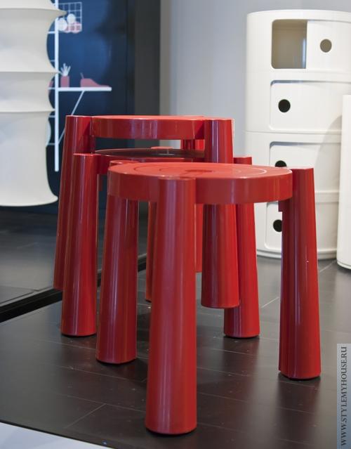 Анна Кастелли Ферриери ( Anna Castelli Ferrieri ) — она сделала пластиковую мебель модной