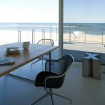 кабинет в частном коттедже в США - дизайнер Антонио Четтерио