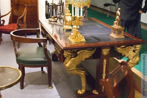 антикварная мебель в санкт петербурге: купить полки