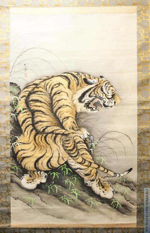 Свиток Тигр
