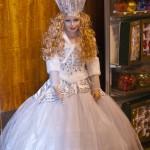 Новогодняя кукла - фея