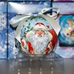шар - Дед Мороз