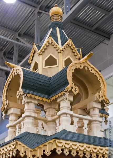 Выставка Holzhaus Деревянное домостроение 2011